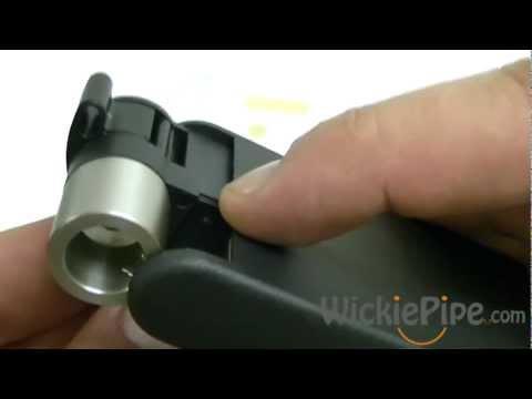 Vape-or-Smoke Ninja Edition - WickiePipe