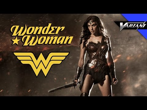 One Shot: Wonder Woman Officially Revealed In Batman V Superman!