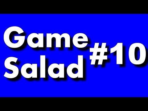 Game Salad #10 - Проблемы у Тринити