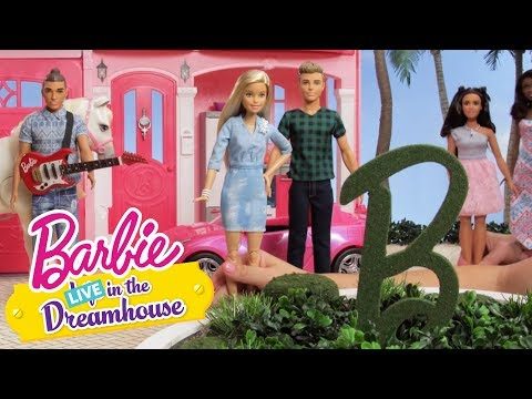 Official Season Trailer | Barbie LIVE! in the Dreamhouse | Barbie