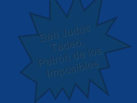 Breve Historia de San Judas Tadeo