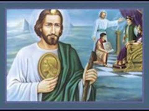 Breve Historia de San Judas Tadeo Video