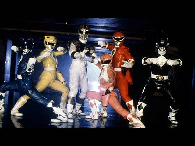 "Why an Actual ""Dark"" Power Rangers Shouldn't Happen - Channel Surfing Podcast"