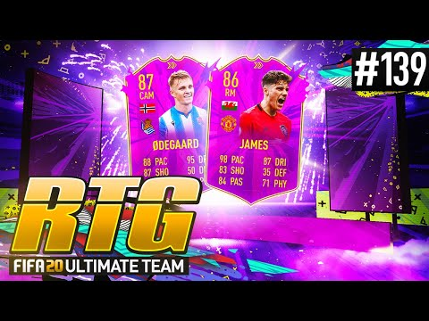 GRINDING FOR FUTURE STARS ! - #FIFA20 Road to Glory! #139! Ultimate Team