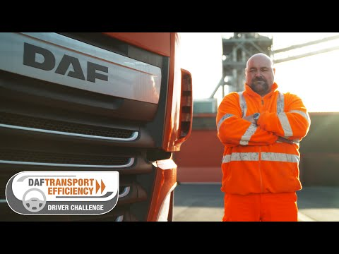 DAF Transport Efficiency Driver Challenge - Meet the Finalists: Richard Henry
