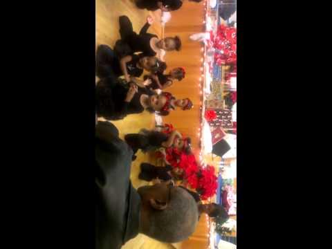 Jesus is Still Amazing Christmas Program @ Upper Room Christian Academy & Preschool - 12/13/2012