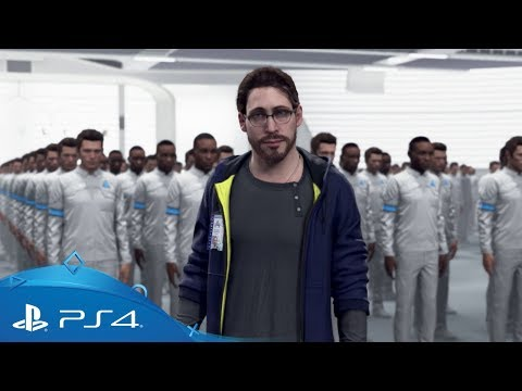 Detroit: Become Human | Kamski | PS4