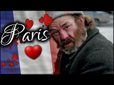 Я В ПАРИЖЕ: НИЩЕТА и РАЗВРАТ!