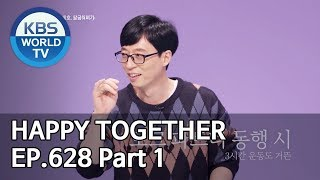 Happy Together I 해피투게더 EP.628 Part.1 [ENG/2020.03.05]