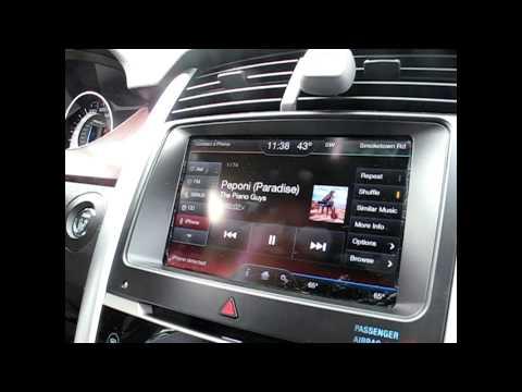 2013 Ford Edge, реклама
