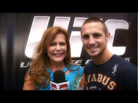 UFC FIGHTER EDDIE WINELAND ON HIS UFCONFX3 FIGHT IN MIAMI