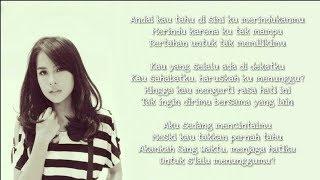 Download Lagu Maudy Ayunda - Aku Sedang Mencintaimu Lirik Gratis STAFABAND