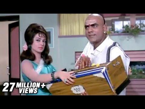 Ek Chatur Naar - Saira Banu, Mehmood, Sunil Dutt & Kishore Kumar - Padosan video