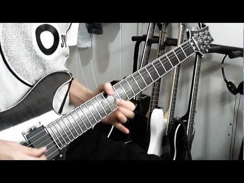 D - Crimson fish (solo cover)