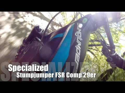 2014 Specialized Stumpjumper FSR Comp Review