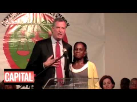 "Bill de Blasio to New York Post: ""Leave my wife alone."" (via @CapitalNewYork)"