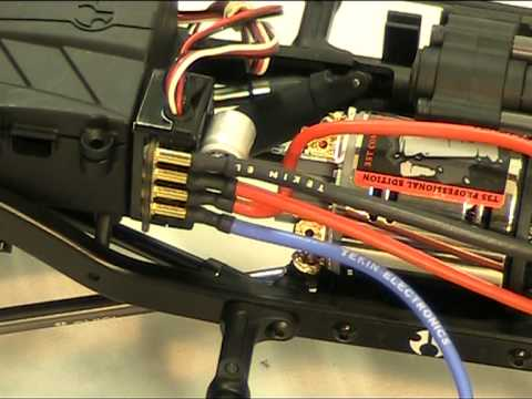 Axial Build SCX10 Honcho PART 8 How To Solder ESC Motor Battery Connection receiver Steps 37 39.mpg