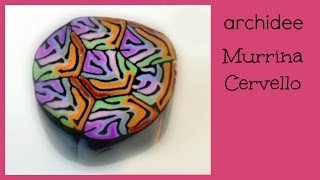 Tutorial Polymer Clay | Murrina Cervello | DIY Brain Cane