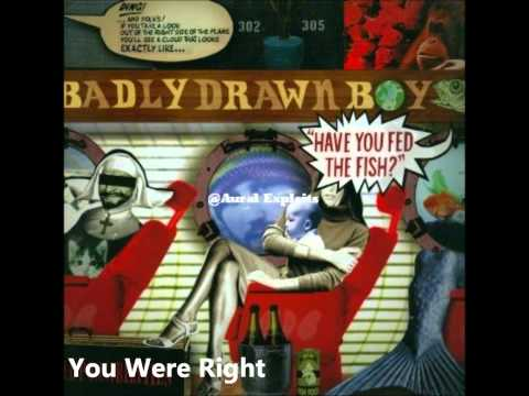 Badly Drawn Boy - Tickets To What You Need