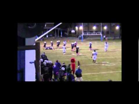 Makinley Harrison Senior Highlights #72 RG/DT Fayetteville Christian School Fayetteville, NC