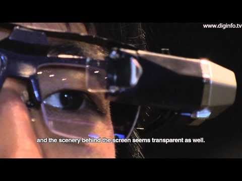 Head-mounted display projects directly onto the retina : DigInfo