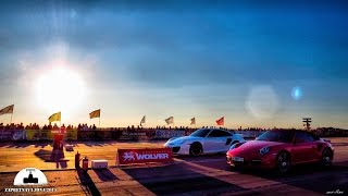 «Porsche Battle» 2015  Speed line club