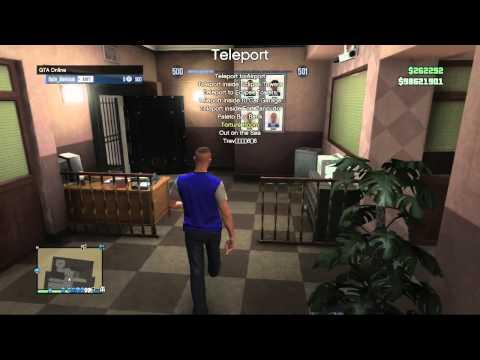 GTA 5 SUPER MOD MENU TUTORIAL + DESCARGA [ONLY PS3 CFW]