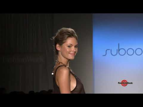 Suboo - Mercedes-Benz Fashion Week Miami Swim 2013 Runway Bikini Top Models Show