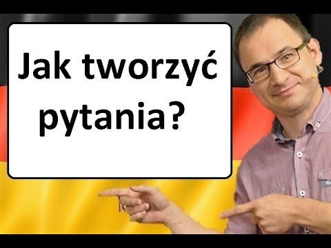 Jak Budować Pytania? - Język Niemiecki - Gerlic.pl