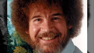 This Is How Much A Bob Ross Painting Is Really Worth