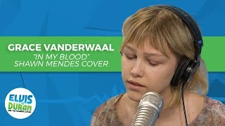 "Download Lagu Grace VanderWaal - ""In My Blood"" Shawn Mendes Cover 