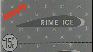 Ice Formation On Aircraft (1960)