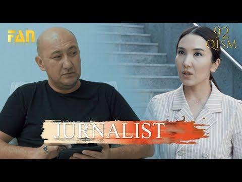 Журналист Сериали 92 - қисм / Jurnalist Seriali 92 - qism
