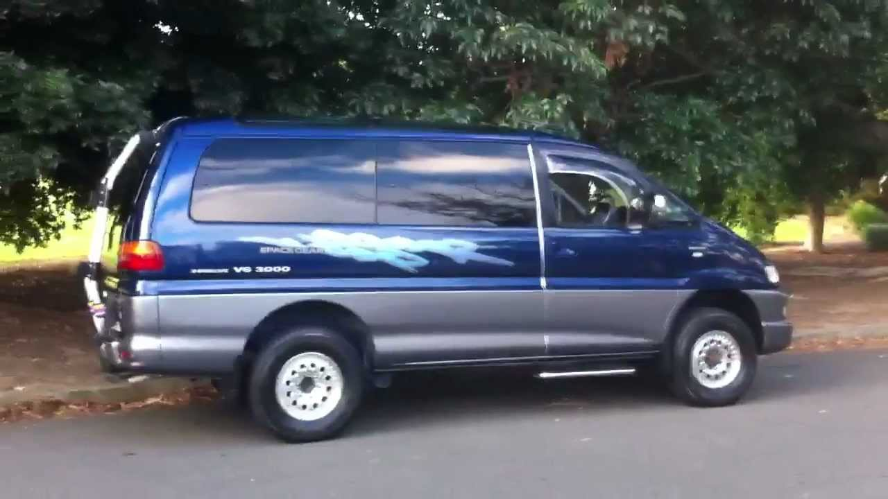 Delica Long Wheel Base Super Exceed Edward Lee S Youtube