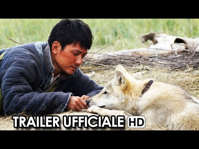 L'ultimo Lupo 3D Trailer Ufficiale (2015) - Jean-Jacques Annaud Movie HD