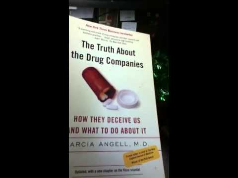 quotthe truth about the drug companiesquot marcia angell youtube