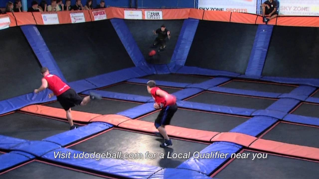 Ultimate Dodgeball Championship 30-second Promo Video/Commercial - YouTube