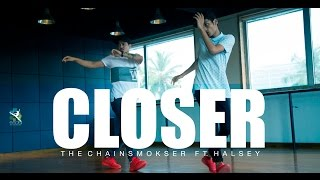 download lagu Closer - The Chainsmokers Ft. Halsey  Choreography By gratis