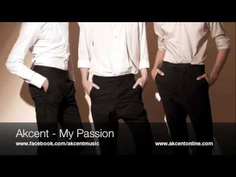Akcent - My Passion (teaser)