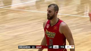 Formosa Dreamers v San Sagion Heat | Highlights | 2018-2019 ASEAN Basketball League