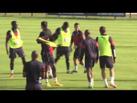 FOOT - L1 - Bordeaux : Sagnol, Vert de formation