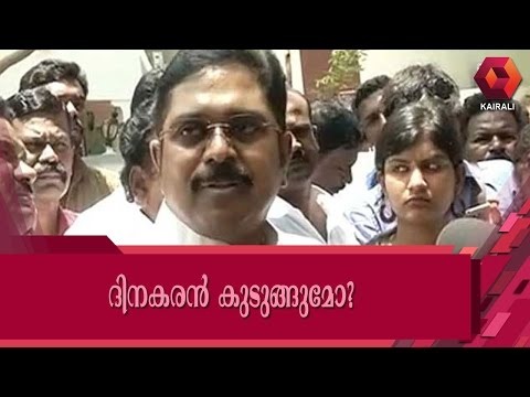 Delhi Police Questioning TTV Dinakaran For The Fourth Consecutive Day