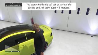 GTA5 Modified Sentinel XS - better cash for car from street (selling at 45 min)