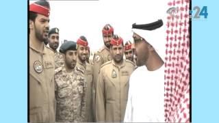 """نشرة تويتر(422): كلمة """"محمد بن زايد"""" لجنود """"عاصفة الحزم"""" تتصدر تويتر"""