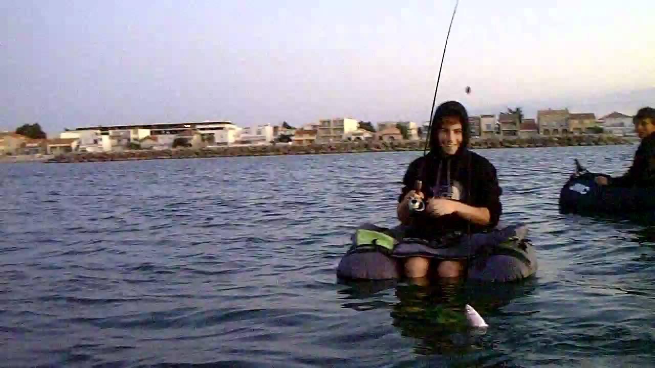 La pêche regarder vidéo les roulettes