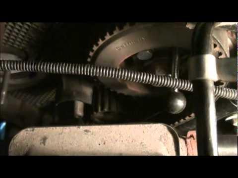 VW Jetta Tdi Timing Belt Replacement, 1.9 Turbo Diesel