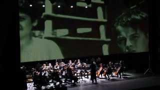"""Music from Classic BG Movies- Music School"""" Prof.Pancho Vladigerov """"-Burgas,Bulgaria"""" 13.03.2014"""