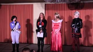 Anime Kaigi 2012 Masquerade + Awards Ceremony