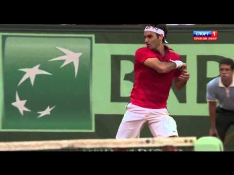 Roger Federer - Clay Brilliance (HD)