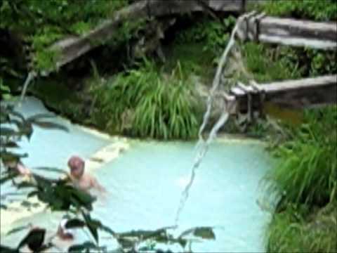 白骨温泉・泡の湯 2011.07.27
